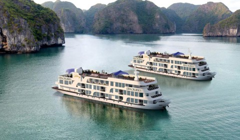 Cruising to Lan Ha Bay - New trend for Halong Bay Cruise