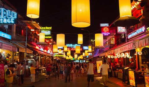 Top 5 Nightlife Activities In Cambodia