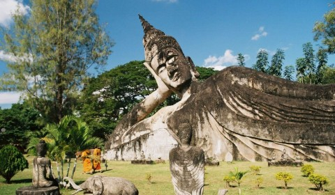 LAOS HIGHTLIGHT ADVENTURE 8 DAYS
